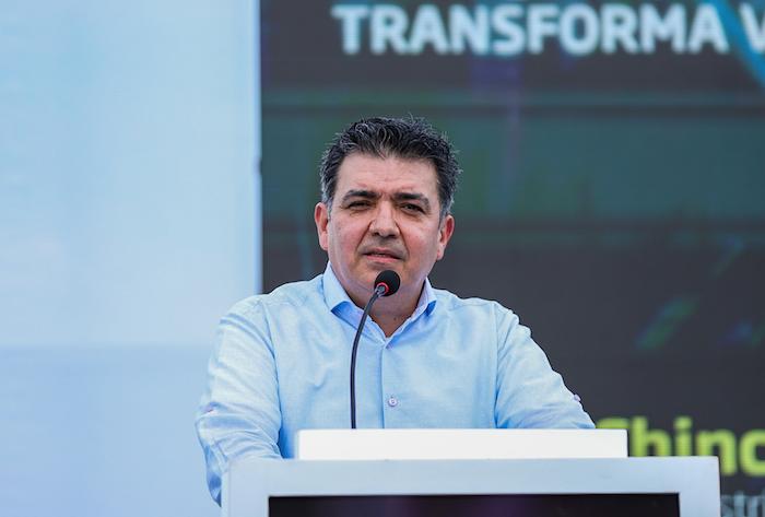 Vicepresidente de Distribución de Promigas, Wilson Chinchilla